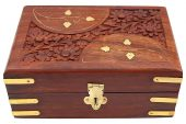 The Present you'll always remember - Hand crafted Jewellery Boxes