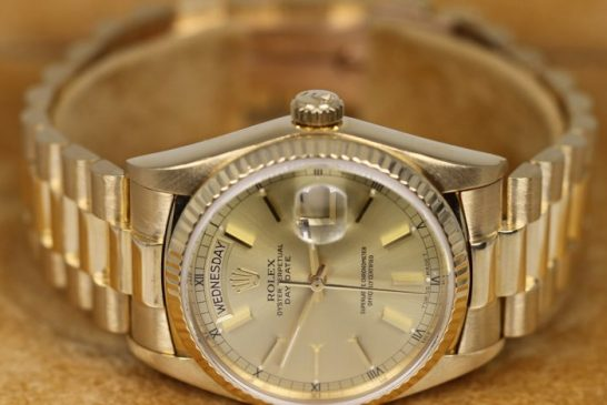Rolex President Watches: How the Presidential Association Came About