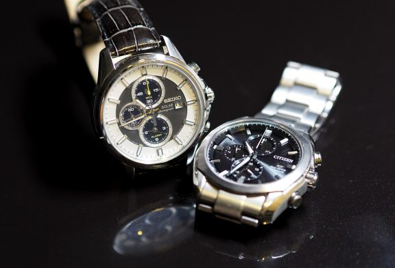 Seiko Solar Chronograph For A High-Quality Product